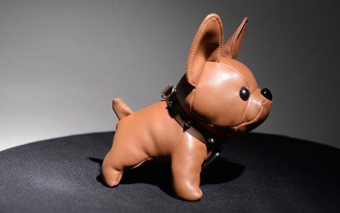 新奇特小狗充电宝