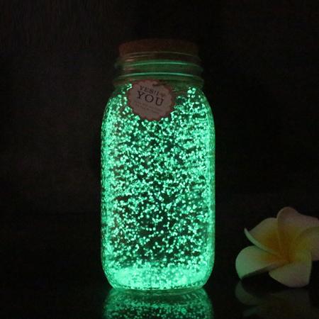浪漫夜光星空漂流瓶