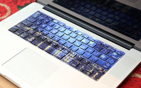 笔记本电脑星空键盘膜