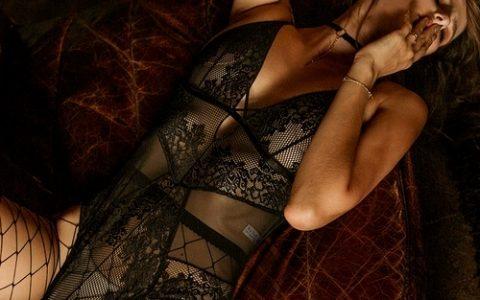 超薄吊带性感情趣内衣