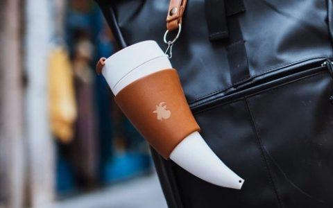美国GOAT STORY Mug创意羊角杯