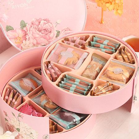 永恒之恋甜点零食礼盒