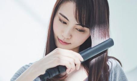 SALONIA负离子直发器,三分钟打造美美的发型