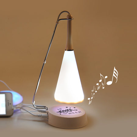 会唱歌的音乐台灯