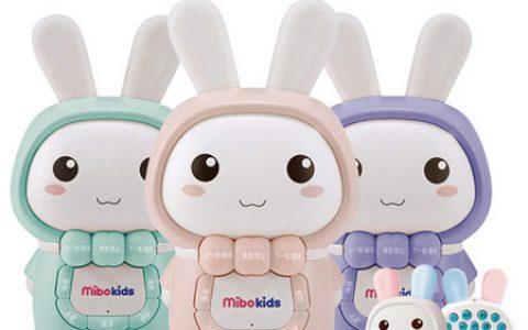 米宝兔儿童故事早教机