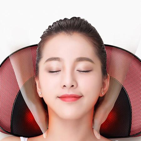 多功能电动肩颈椎按摩器