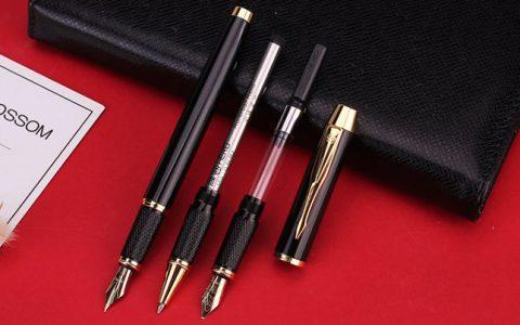 英雄钢笔签字笔礼盒