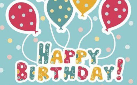 祝朋友生日快乐的祝福语,真挚生日快乐祝福语朋友