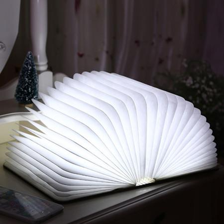 创意LED折纸书灯