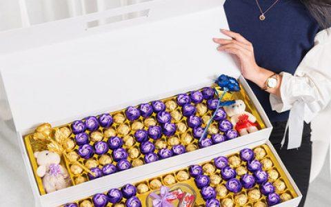 德芙表白巧克力礼盒