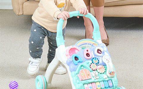 宝宝手推车学步车