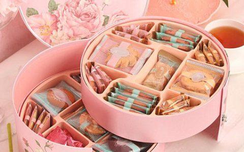 永恒之恋糖果糕点礼盒