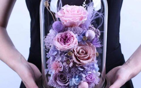花海之芯创意永生花礼盒