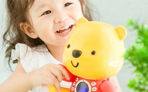 小熊优比早教机,孩子的启蒙老师!